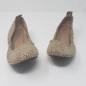 Universal Thread | Cheetah Size 8 Flats